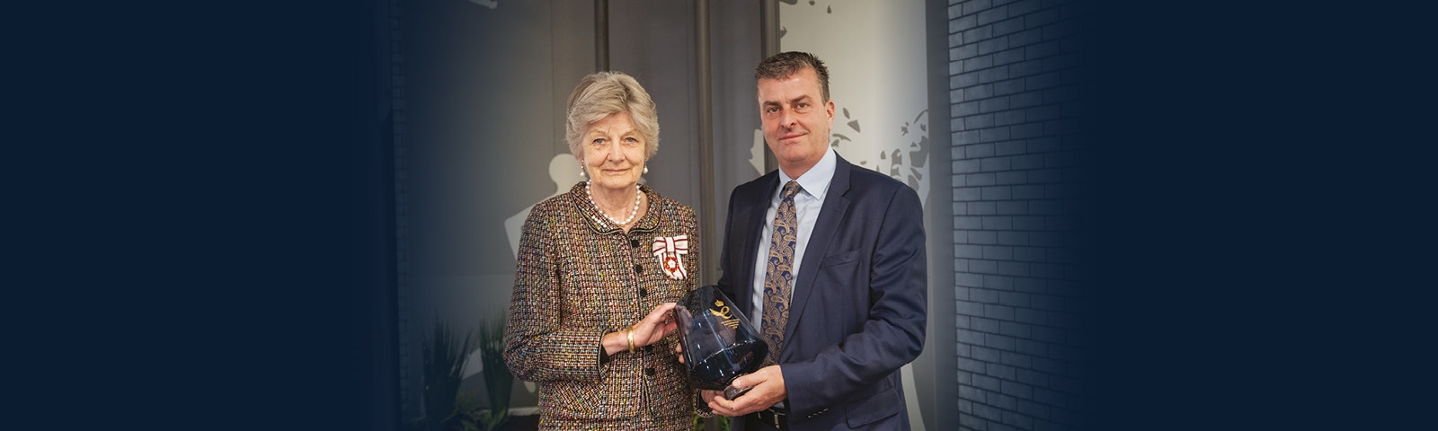 Thorlux Presented with Queen's Award gallery image