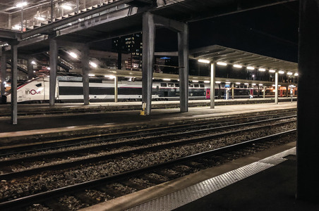 Lille Flandres Train Station